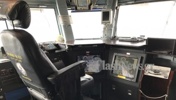 ΜΕΣΑ ΣΤΟ… ΘΗΡΙΟ: Το αεροπλανοφόρο USS George Bush στην Κρήτη και οι Έλληνες του (Εντυπωσιακές εικόνες και βίντεο) - Εικόνα10