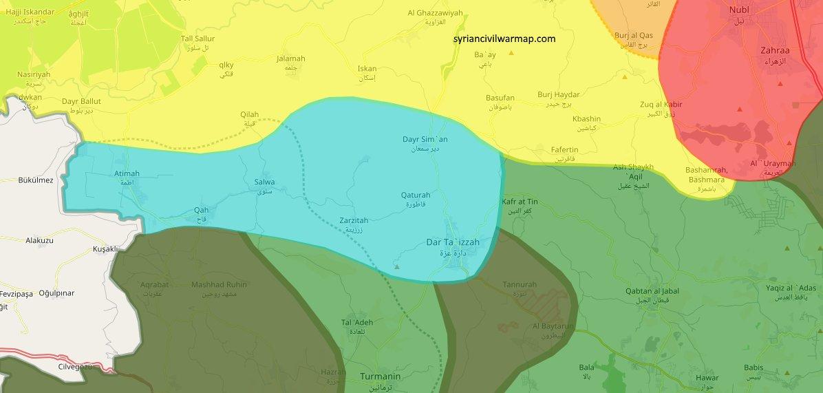 Μεταξύ σφύρας και άκμονος ο Ερντογάν! Ο Β.Πούτιν βρήκε 20.000 Τούρκους πρόθυμους να πεθάνουν; Επιχείρηση Κούρδων στην Αντιόχεια και συμφωνία προάγγελος Ρωσίας-PKK - Εικόνα5