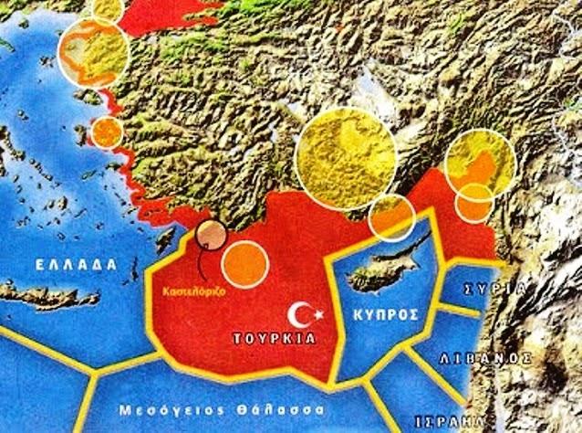 Μετωπική σύγκρουση Ρ. Τ. Ερντογάν – ΗΠΑ για Συρία και την de facto δημιουργία του Κουρδιστάν – «Διέξοδο» σε… Ελλάδα αναζητούν οι Τούρκοι - Εικόνα2