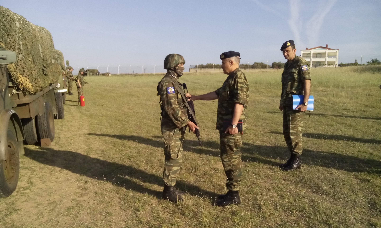 Μήνυμα Ισραήλ προς Τουρκία:  Δείτε τι σας περιμένει – Όλα τα Ισραηλινά F-16 εγκλωβίστηκαν από την Κυπριακή αεράμυνα! – Καταιγισμός πυρών από την Εθνική φρουρά στη Κύπρο και τους Εθνοφύλακες στο Φαρμακονήσι (βίντεο) - Εικόνα0