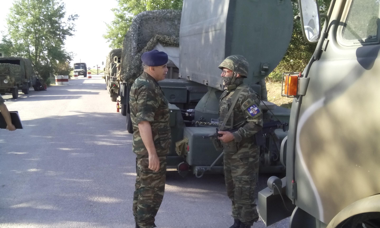 Μήνυμα Ισραήλ προς Τουρκία:  Δείτε τι σας περιμένει – Όλα τα Ισραηλινά F-16 εγκλωβίστηκαν από την Κυπριακή αεράμυνα! – Καταιγισμός πυρών από την Εθνική φρουρά στη Κύπρο και τους Εθνοφύλακες στο Φαρμακονήσι (βίντεο) - Εικόνα2