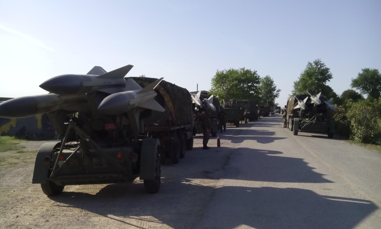 Μήνυμα Ισραήλ προς Τουρκία:  Δείτε τι σας περιμένει – Όλα τα Ισραηλινά F-16 εγκλωβίστηκαν από την Κυπριακή αεράμυνα! – Καταιγισμός πυρών από την Εθνική φρουρά στη Κύπρο και τους Εθνοφύλακες στο Φαρμακονήσι (βίντεο) - Εικόνα3
