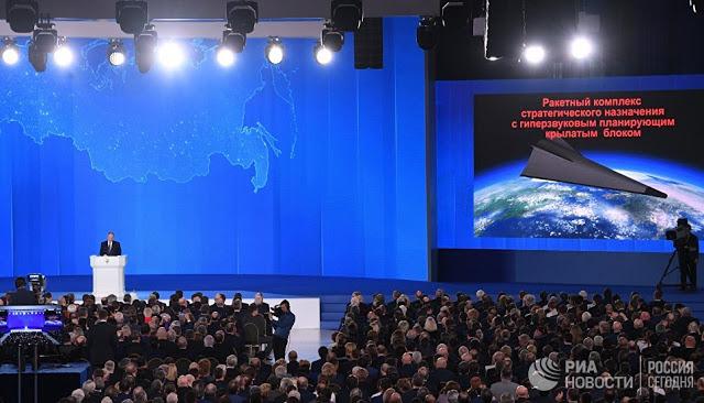 Το Μήνυμα του Πούτιν, που μόλις έφθασε στη Δύση - Εικόνα2