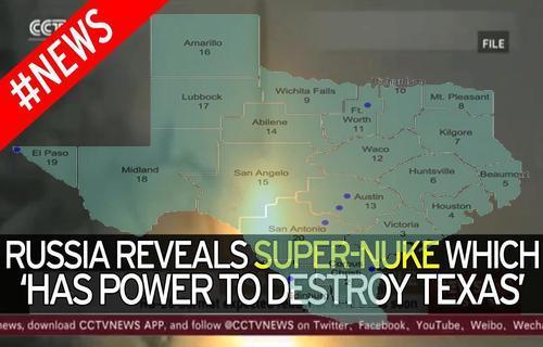 Μήπως αυτά τα Προφητικά οράματα της Καταστροφής της Αμερικής προβλέπουν τα ασταμάτητα πυρηνικά όπλα της Ρωσίας που θα μπορούσαν να αποτεφρώσουν τη Νέα Υόρκη ή το Τέξας με ένα κτύπημα; - Εικόνα1
