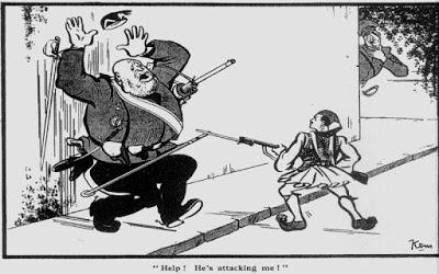 Μισούν το ΟΧΙ. Μισούν αυτόν που είπε το ΟΧΙ. Μισούν τον ηρωισμό των Ελλήνων στρατιωτών. Μισούν την εθνική ομοψυχία. Γι' αυτό έχουν αποφασίσει να υποτιμήσουν και τελικά να καταργήσουν την 28η Οκτωβρίου 1940 - Εικόνα5