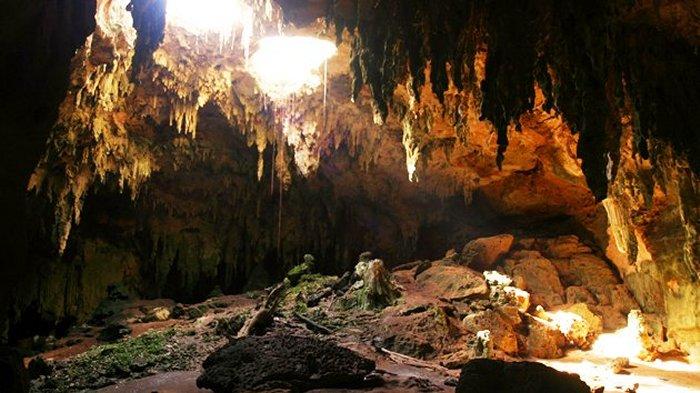 Μυστικές Αρχαίες Υπόγειες σήραγγες και σπήλαια σε ολόκληρη την Αμερική:Από ποιούς κρυβόντουσαν οι πρόγονοι; - Εικόνα3
