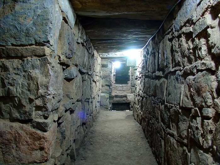 Μυστικές Αρχαίες Υπόγειες σήραγγες και σπήλαια σε ολόκληρη την Αμερική:Από ποιούς κρυβόντουσαν οι πρόγονοι; - Εικόνα5