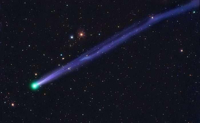 Μοναδική συγκυρία: Ολική έκλειψη, πανσέληνος και ο κομήτης Honda - Εικόνα 2