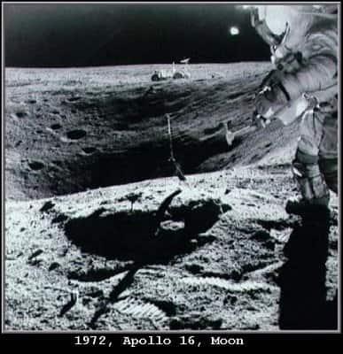 Μοναδικό Ντοκουμέντο από τα Αρχεία της NASA! Δείτε τι Κρύβεται στη Σελήνη!! (Βίντεο & Εικόνες) - Εικόνα1