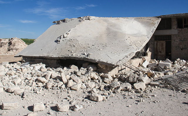 Nation: Τα μέσα μαζικής ενημέρωσης είναι σιωπηλά  σχετικά με τις ανακολουθίες στην χημική επίθεση στην ιστορία που έγινε στην Συρία - Εικόνα2