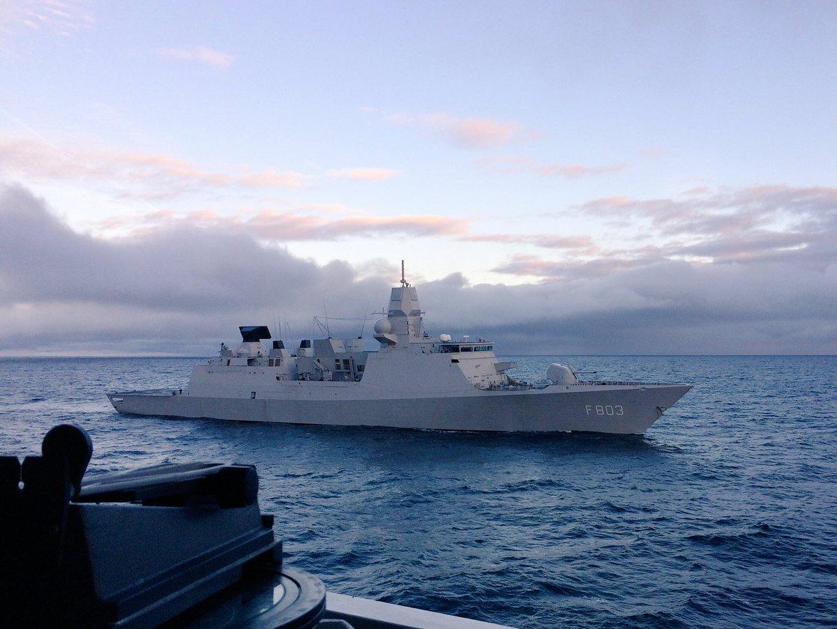 Το ΝΑΤΟ ετοιμάζεται για πόλεμο: USS George H.W. Bush, HMS Queen Elizabeth και 35 πολεμικά πλοία στη μεγαλύτερη ναυτική άσκηση εναντίον της Ρωσίας - Εικόνα9