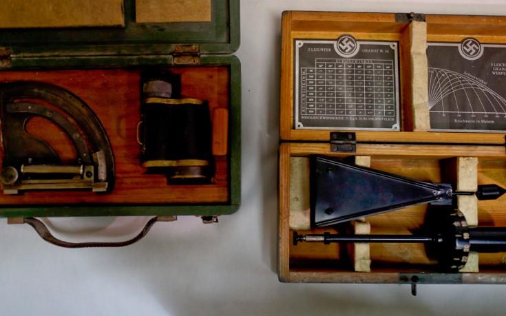 Ναζιστικά κειμήλια ανακαλύφθηκαν σε κρύπτη σε σπίτι στην Αργεντινή - Εικόνα