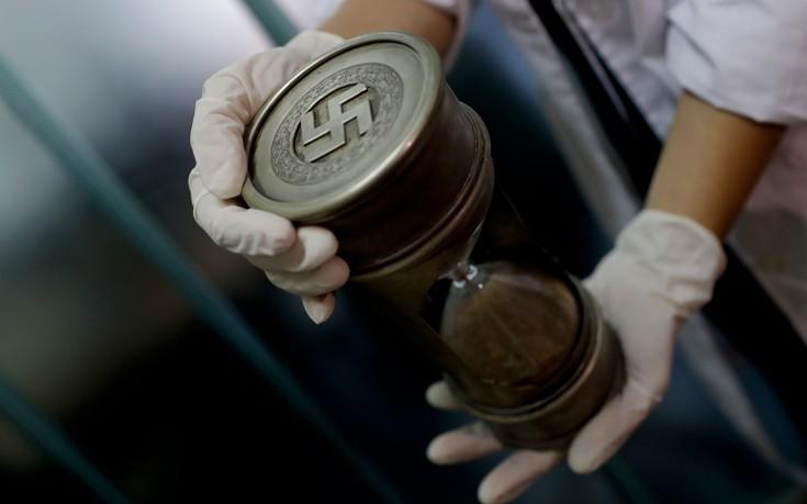Ναζιστικά κειμήλια ανακαλύφθηκαν σε κρύπτη σε σπίτι στην Αργεντινή - Εικόνα1