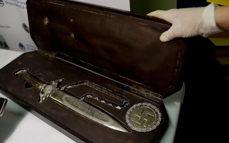 Ναζιστικά κειμήλια ανακαλύφθηκαν σε κρύπτη σε σπίτι στην Αργεντινή - Εικόνα3