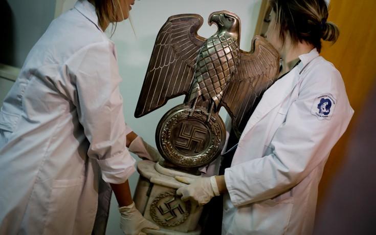Ναζιστικά κειμήλια ανακαλύφθηκαν σε κρύπτη σε σπίτι στην Αργεντινή - Εικόνα5