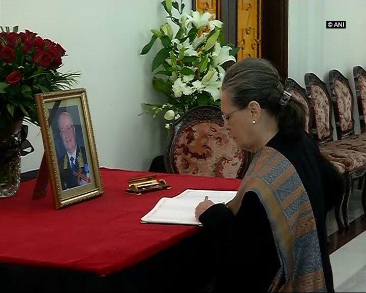 Νεκρός και ο πρέσβης της Ρωσίας στο Νέο Δελχί – Mέτρα προστασίας των Ρώσων διπλωματών στο εξωτερικό εξήγγειλε η Μόσχα… - Εικόνα0