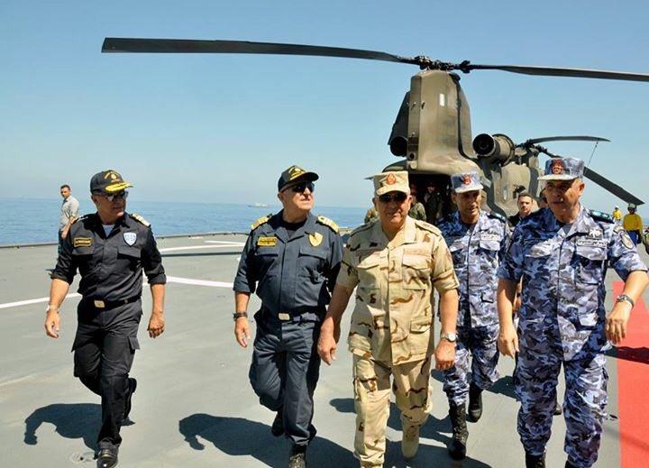 Τον Νοέμβριο οι ηγέτες Αιγύπτου – Κύπρου – Ελλάδας θα συναντηθούν για την δημιουργία αμυντικού άξονα ενόψει ανακήρυξης ΑΟΖ! - Εικόνα11
