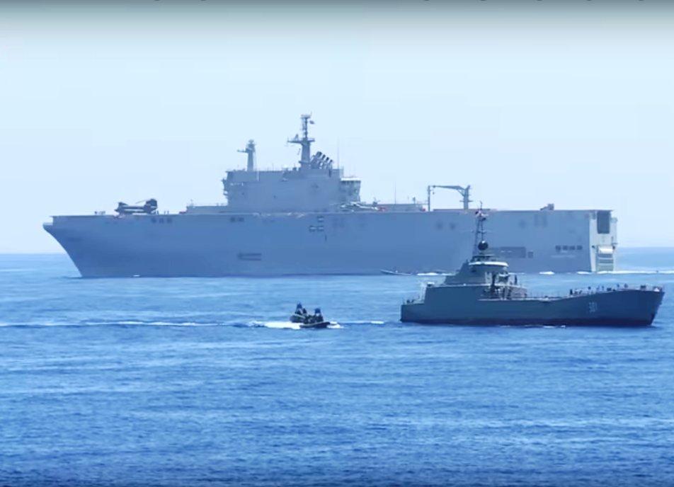 Τον Νοέμβριο οι ηγέτες Αιγύπτου – Κύπρου – Ελλάδας θα συναντηθούν για την δημιουργία αμυντικού άξονα ενόψει ανακήρυξης ΑΟΖ! - Εικόνα13
