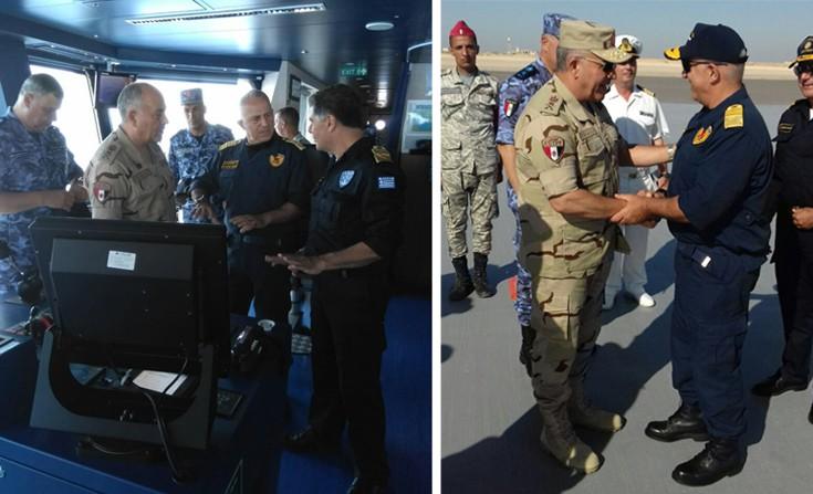 Τον Νοέμβριο οι ηγέτες Αιγύπτου – Κύπρου – Ελλάδας θα συναντηθούν για την δημιουργία αμυντικού άξονα ενόψει ανακήρυξης ΑΟΖ! - Εικόνα14