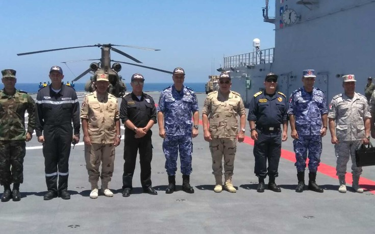 Τον Νοέμβριο οι ηγέτες Αιγύπτου – Κύπρου – Ελλάδας θα συναντηθούν για την δημιουργία αμυντικού άξονα ενόψει ανακήρυξης ΑΟΖ! - Εικόνα16