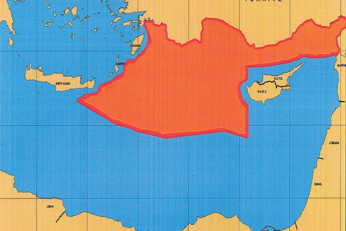 Νότια της Κρήτης υπάρχει η αιτία των δεινών της Ελλάδος ακόμη και μιας πιθανής σύρραξης με την Τουρκία (χάρτες) - Εικόνα2