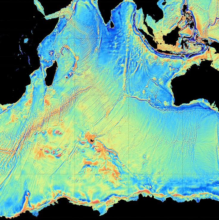 Ο ωκεανός μέσα στα έγκατα της Γης και άλλες ανακαλύψεις που πονοκεφαλιάζουν τους επιστήμονες - Εικόνα
