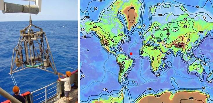 Ο ωκεανός μέσα στα έγκατα της Γης και άλλες ανακαλύψεις που πονοκεφαλιάζουν τους επιστήμονες - Εικόνα3