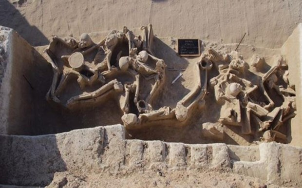 Η ομαδική ταφή του Φαλήρου και ο «Άνθρωπος των Αντικυθήρων» στις κορυφαίες ανακαλύψεις του 2016 - Εικόνα 5