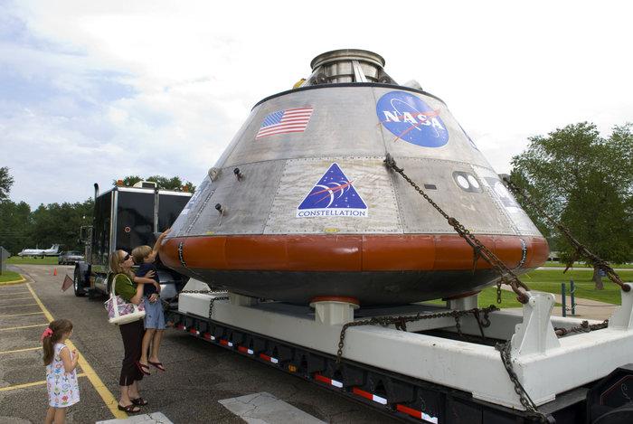 «Ωρίων»: Αυτό είναι το νέο υπερδιαστημόπλοιο της NASA -Θα μεταφέρει ανθρώπους στη Σελήνη και τον Άρη (εικόνες) - Εικόνα1