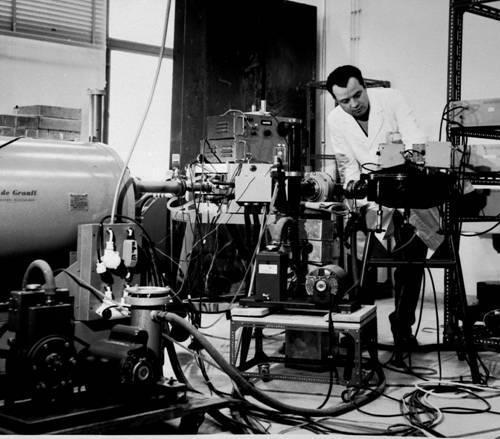 Οταν η Ελλάδα είχε δικό της επιταχυντή και έκανε πειράματα Πυρηνικής Φυσικής [εικόνες] - Εικόνα