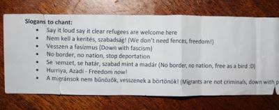 ΟΥΓΓΑΡΙΑ: Κονβόι υπαλλήλων του Σόρος στα σύνορα - Εικόνα8