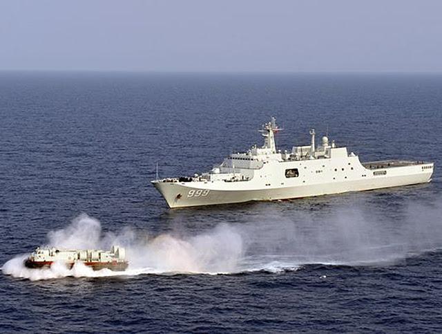 Η παγκόσμια αναδιανομή: γιατί η Κίνα κατασκευάζει τον ισχυρότερο στρατό στον κόσμο - Εικόνα2