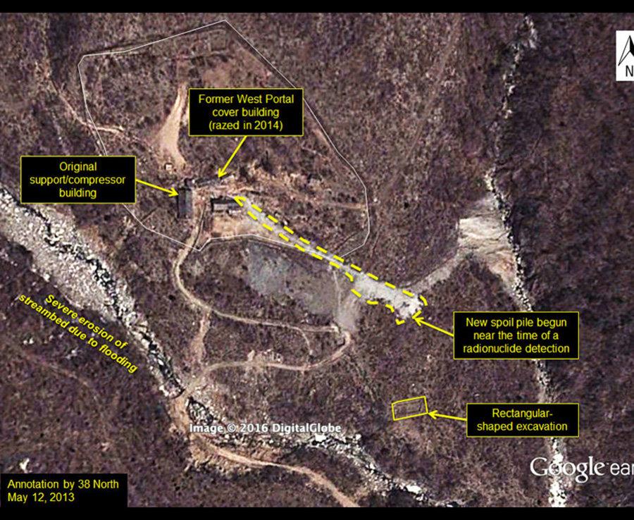 Παγκόσμια ανησυχία: Η Β.Κορέα απείλησε πριν λίγο να βυθίσει την Αμερικανική αρμάδα αν πλησιάσει και άλλο – Θέμα ωρών η νέα πυρηνική δοκιμή – Σε ετοιμότητα τέθηκαν τα βομβαρδιστικά Β-2 Spirit των ΗΠΑ – Τρόμος σε Ν.Κορέα-Αυστραλία-Ιαπωνία - Εικόνα3