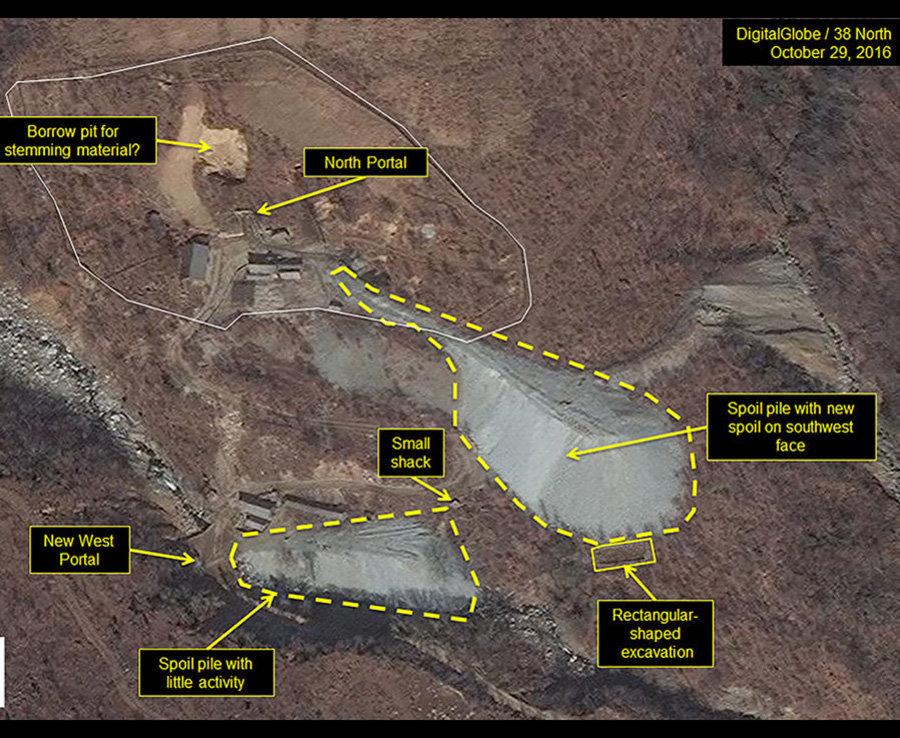Παγκόσμια ανησυχία: Η Β.Κορέα απείλησε πριν λίγο να βυθίσει την Αμερικανική αρμάδα αν πλησιάσει και άλλο – Θέμα ωρών η νέα πυρηνική δοκιμή – Σε ετοιμότητα τέθηκαν τα βομβαρδιστικά Β-2 Spirit των ΗΠΑ – Τρόμος σε Ν.Κορέα-Αυστραλία-Ιαπωνία - Εικόνα5