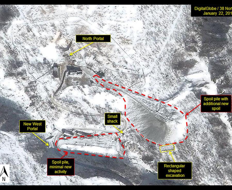 Παγκόσμια ανησυχία: Η Β.Κορέα απείλησε πριν λίγο να βυθίσει την Αμερικανική αρμάδα αν πλησιάσει και άλλο – Θέμα ωρών η νέα πυρηνική δοκιμή – Σε ετοιμότητα τέθηκαν τα βομβαρδιστικά Β-2 Spirit των ΗΠΑ – Τρόμος σε Ν.Κορέα-Αυστραλία-Ιαπωνία - Εικόνα6