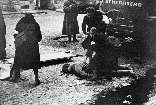 Β' Παγκόσμιος Πόλεμος: 872 ημέρες ο Θάνατος χόρευε στο Λένινγκραντ - Εικόνα11