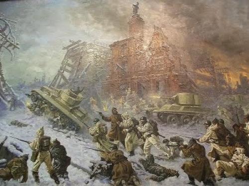 Β' Παγκόσμιος Πόλεμος: 872 ημέρες ο Θάνατος χόρευε στο Λένινγκραντ - Εικόνα4