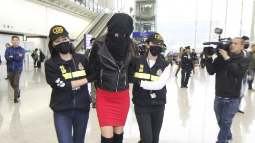 Παγκόσμιος σάλος: Ελληνίδα μοντέλο συνελήφθη με μεγάλες ποσότητες κοκαΐνης στην Κίνα – Ποια είναι; - Εικόνα5