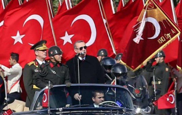 Τα παίζει όλα για όλα ο Ερντογάν: Οι μαζικές εκλογικές αναμετρήσεις στην Τουρκία φέρνουν «θύελλες» σε Αιγαίο-Α.Μεσόγειο – Θα αποπλεύσει ο στόλος του ΠΝ για Κύπρο; - Εικόνα1