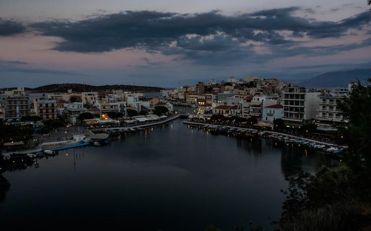 Η πανέμορφη λιμνοθάλασσα της Κρήτης - Εικόνα