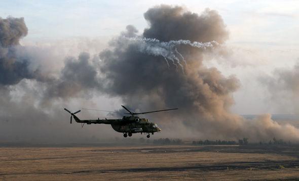 ΠΑΝΙΚΟΣ ΣΤΗΝ ΔΥΣΗ! HΡωσία με πρόσχημα στρατιωτικές ασκήσεις μετακινεί μαζικά στρατεύματα στα σύνορα της Ευρώπης - Εικόνα1