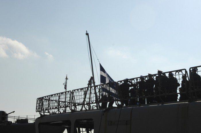 Παροπλίζεται η Φρεγάτα «Μπουμπουλίνα» αφήνοντας δυσαναπλήρωτο κενό στον ελληνικό στόλο ενώ το τουρκικό ναυτικό ενισχύεται συνεχώς - Εικόνα1