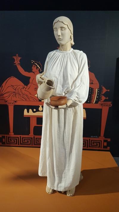 Πάταγο από χιλιάδες Κινέζους σε έκθεση αρχαίων ελληνικών επιτευγμάτων στο Πεκίνο αναγνωρίζοντας την παγκόσμια συμβολή μας - Εικόνα2
