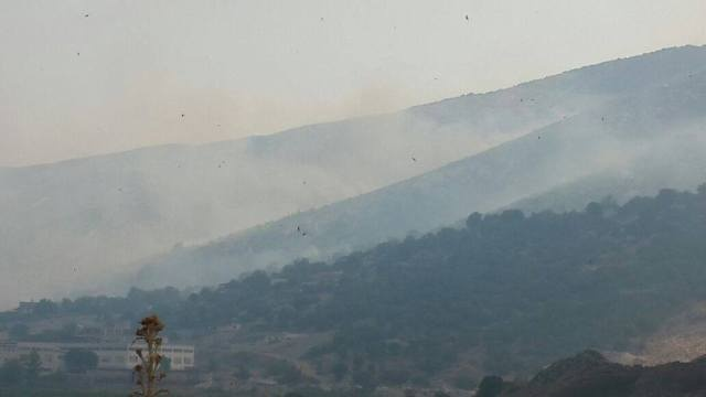 Πέρασαν στην Ελλάδα οι φωτιές από την Αλβανία - Εικόνα 0