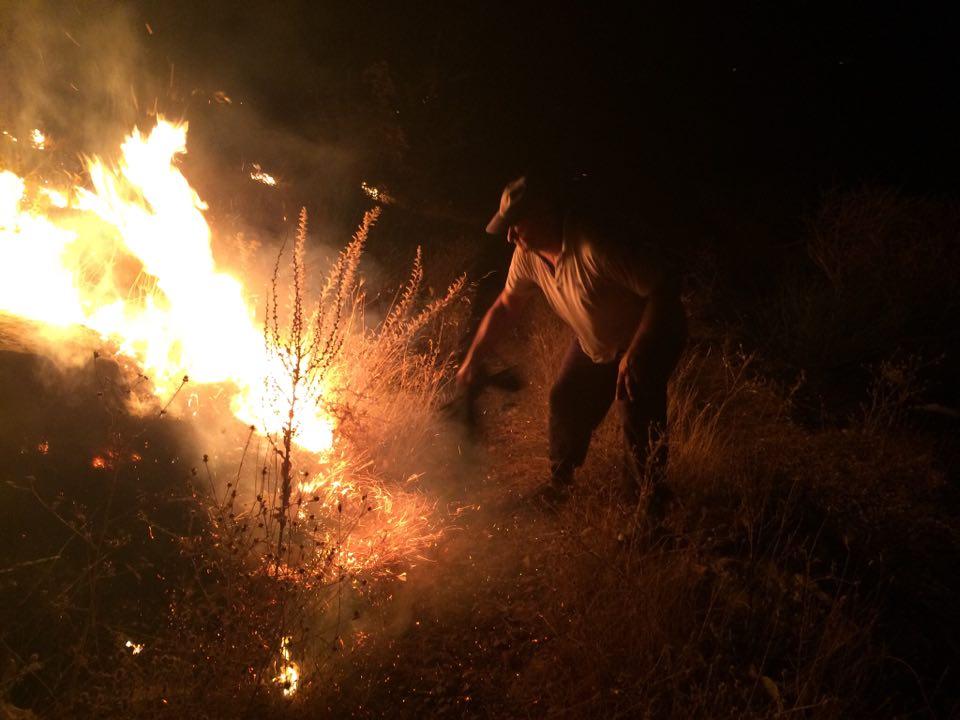 Πέρασαν στην Ελλάδα οι φωτιές από την Αλβανία - Εικόνα 3