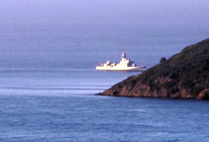 Περικύκλωσαν τα Ίμια οι Τούρκοι λόγω της επίσκεψης Τσίπρα – Ελληνικό πολεμικό ναυτικό: «Εγκαταλείψτε τα χωρικά μας ύδατα» - Εικόνα0