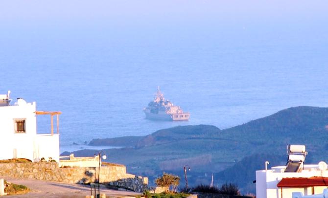 Περικύκλωσαν τα Ίμια οι Τούρκοι λόγω της επίσκεψης Τσίπρα – Ελληνικό πολεμικό ναυτικό: «Εγκαταλείψτε τα χωρικά μας ύδατα» - Εικόνα2