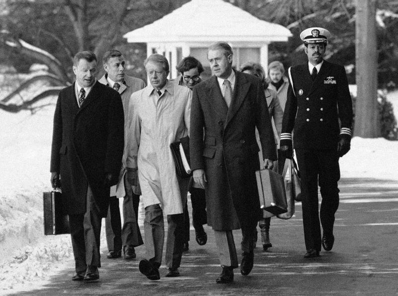 Πέθανε ο Ζμπίγκνιου Μπρεζίνσκι, πρώην σύμβουλος εθνικής ασφαλείας του Λευκού Οίκου - Εικόνα