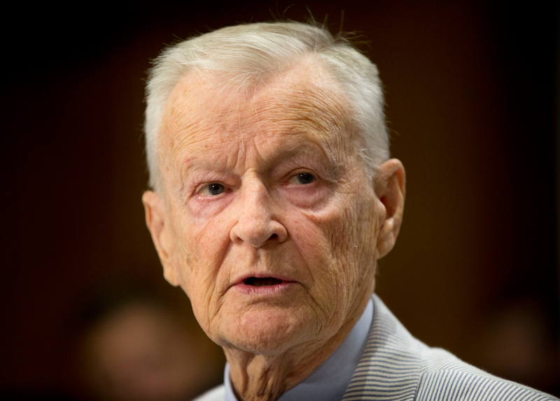 Πέθανε ο Ζμπίγκνιου Μπρεζίνσκι, πρώην σύμβουλος εθνικής ασφαλείας του Λευκού Οίκου - Εικόνα1