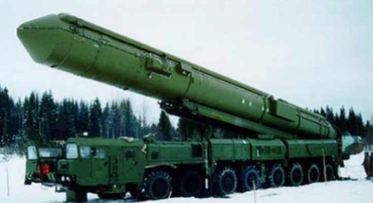 Τα «πυρηνικά» τρένα της Ρωσίας – Πως η Μόσχα θα εξαϋλώσει το ΝΑΤΟ σε περίπτωση Γ' ΠΠ - Εικόνα1